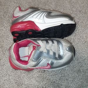 Toddler Girl Nike Shoes Size 3c